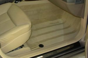 Deep Car Carpet Cleaning/Seat Extraction